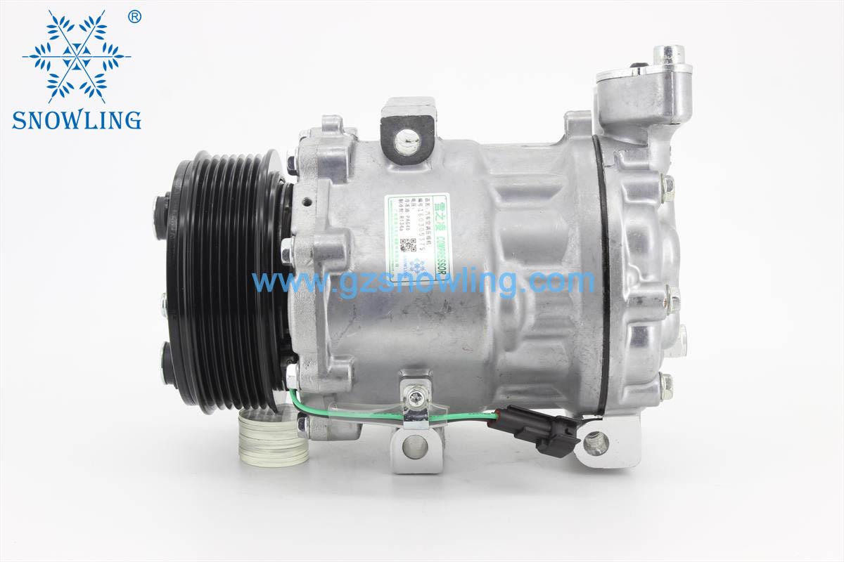FHJ-10-0028 SD7V16 12 7-PK AC COMPRESSORFOR-Ford------------