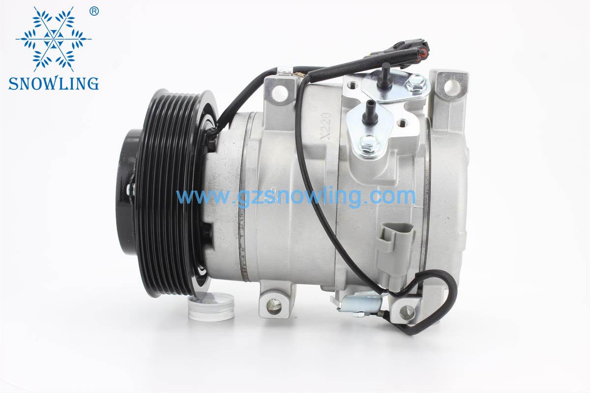 THJ-10010 10S17C 12 7-PK AC COMPRESSORFOR-Toyota-Camry-2AZ-FE-07.01 -