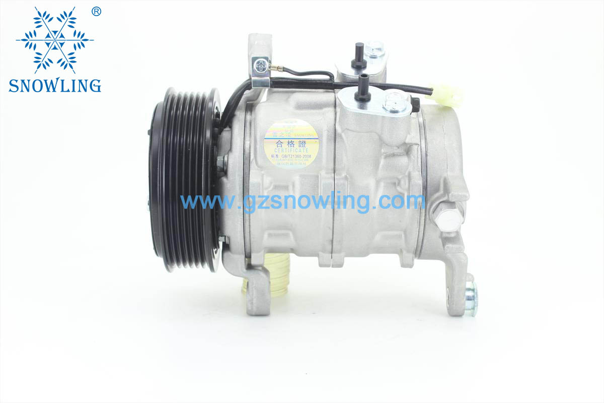 THJ-10167 10SA13E 12V 6-PK AC COMPRESSOR FOR-